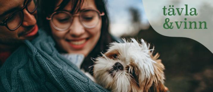 Allergenius® Allergiprofiltest hjälpte oss att välja rätt hund