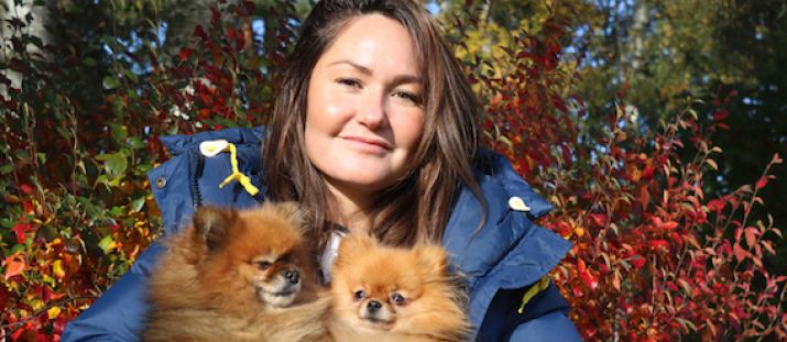 Diana Kotschack - Inte utan mina hundar